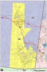 House District Map Verla Insko For North Carolina State House District 56