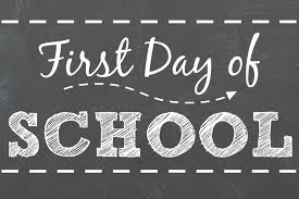 Image result for first day of school 2015