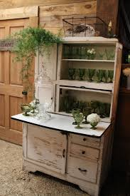 hoosier style kitchen cabinet hoosier as drink station from southern vintage rentals would