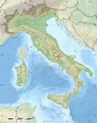 Maps Italy by Italy Relief Map U2022 Mapsof Net