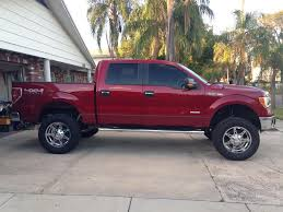 Ford F150 Trucks Lifted - my truck got a new 6