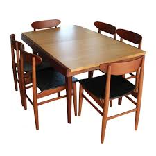extendable teak dining table winsome scandinavian teak dining room furniture and traditional