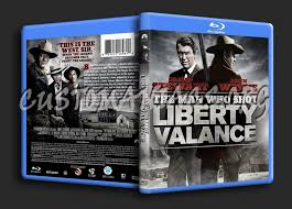 The Man Who Shot Liberty Valance Online The Man Who Shot Liberty Valance Blu Ray Cover Dvd Covers