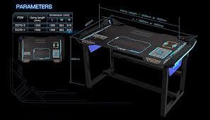 bureau informatique gamer tout le un bureau 100 gaming pc chez e blue
