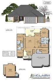 floor plan j 7333 jay holman design u0026 drafting edmond ok