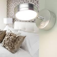 chambre universelle tête universelle led chambre réglable lumière mur le simple mur