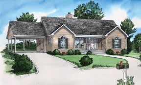 House Plans Shop 28 House Plans With Carports Country House Plans Shop W Intended
