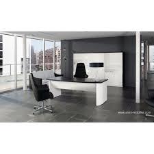 bureau et blanc bureau blanc et bois bureau design bois et blanc bureau scandinave