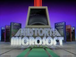 Microsoft Siege - the history of microsoft 1993 the history of microsoft channel 9
