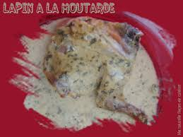 cuisiner un lapin ma nouvelle façon de cuisiner lapin à la moutarde 4 pts flexipoints