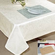 Coffee Table Cloth by Chelsea Paisley Table Linens From Waterford Linens
