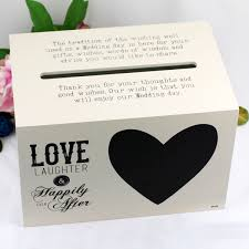wedding card box sayings wishing well box ebay wedding table ideas