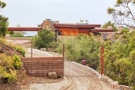 frank lloyd wright in california houses and designs