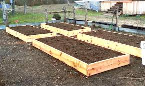 free raised bed vegetable garden plans u2013 aexmachina info