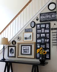 Home Decor Photo Frames Decorating A Foyer Entryway Hometalk
