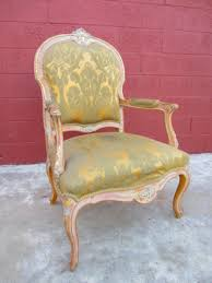 French Yellow Chair French Accent Chair Baxton Studio Antoinette Clic Antiqued French