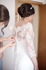 Wedding Dresses Edinburgh 60 Best La Novia Real Brides Images On Pinterest Wedding