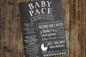 baby shower chalkboard baby shower chalkboard sign poster printable boy girl