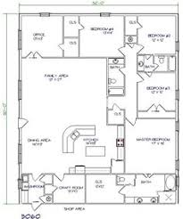 Floor Plans For Barn Homes 30 Barndominium Floor Plans For Different Purpose Barndominium