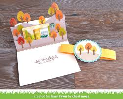 gift card trees the lawn fawn lawn fawn intro gift card pop up stitched