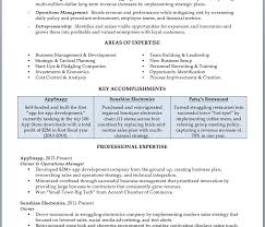 fashionable idea small business owner resume sample 3 business