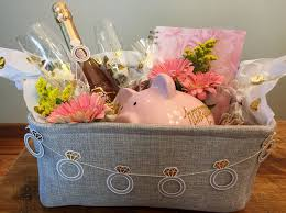 engagement gift basket the 25 best engagement gift baskets ideas on engagement
