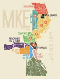 Map Of Milwaukee Wisconsin by Milwaukee University Of Wisconsin Milwaukee Online Visitor U0027s Guide