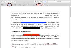 convert pdf to word with acrobat how to redact pdf on mac with or without adobe acrobat