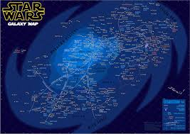 Milky Way Galaxy Map Paid Sci Fi Galaxy Map