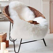 Imitation Sheepskin Rugs Faux Fur Sheepskin Rug Ebay