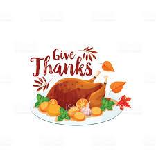 thanksgiving turkey icon for dinner design stock vector