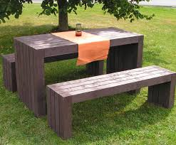 london recycled plastic bench and picnic table nbb outdoor
