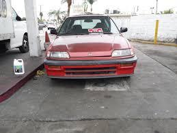 1989 Civic Si For Sale 1989 Honda Civic Si Clean Title 100 Bone Stock