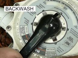 Water Pump Switch Replacement How To Backwash A Hayward De Filter Inyopools Com