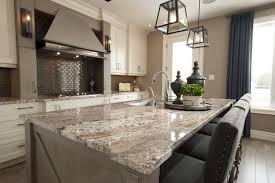 Creative Kitchens Dream Home Granite Countertop Traditional Kitchen Toronto