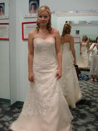Wedding Dresses 2009 The Search For The Perfect Wedding Dress