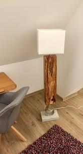 Wohnzimmerlampe Holz 25 Einzigartige Treibholz Lampe Ideen Auf Pinterest Dekorative