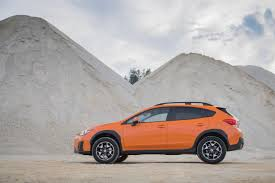 subaru orange crosstrek 2018 subaru crosstrek review