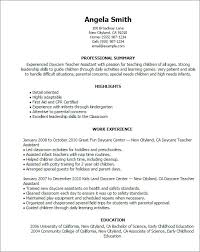 Best Teaching Resumes by Resumes For Kids Yoga Teacher Resume Sample Best Resume