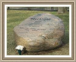 personalized memorial stones paul wellstone personalized memorial stones cottonwood canyons