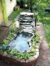 Small Garden Pond Ideas Best 25 Small Backyard Ponds Ideas On Pinterest Small Garden Ponds