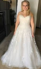exclusive wedding dresses jacquelin exclusive 600 size 10 new un altered wedding dresses