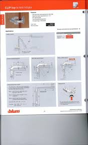 Blum Kitchen Cabinets Adjusting Kitchen Cabinet Hinges Corner Hinge Blum Literature Uk
