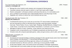 Sample Event Manager Resume by Pin Meeting Event Manager In Washington Dc Resume Kaja Trawick On