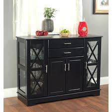 Dvd Storage Cabinet With Doors Glass Cabinet Doors Black Kitchen Hutch Spin Prod Kendal Buffet