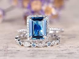topaz rings prices images London blue topaz engagement ring diamond wedding band cheap jpg