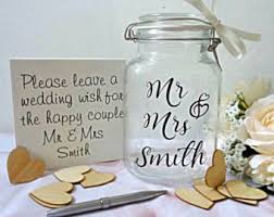 wedding wishes related to food wedding wish jar etsy
