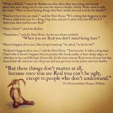 best 25 the velveteen rabbit quotes ideas on the