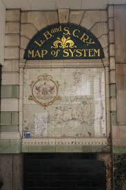 Coldharbour Treasure Map Greater London Industrial Archaeology Society