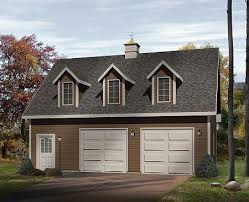 Garage With Loft Plan 2226sl Two Car Garage With Loft Car Garage Lofts And
